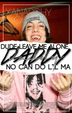 daddy • Lil Xan by xanarchyqueen