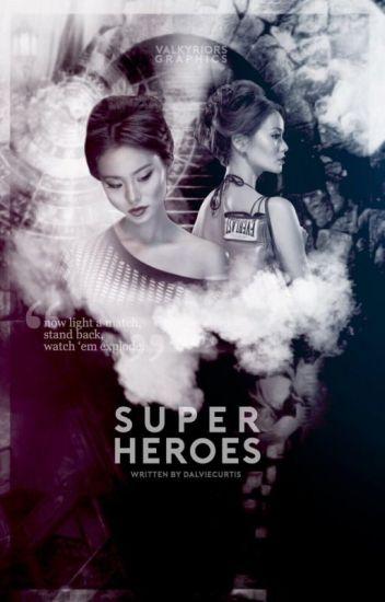 Superheroes {Loki Laufeyson - Ragnarok}