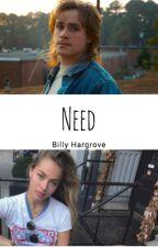 Need - Billy Hargrove by leva69