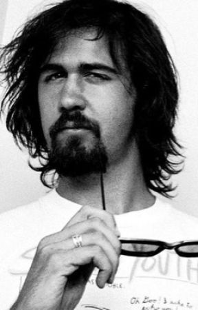 I'm Lucky to Have Met You-  A Krist Novoselic Fanfiction by aubreemichelle