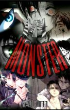 My monster~((ereri))~||completed|| by yaoi_writter