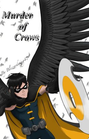 A Murder Of Crows by Blizzardwing47