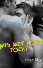 Niks mis met homo's, toch? by May-Lin