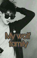 My wolf family (KaiHun) by Marina_kya