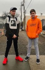 My Biggest Secret | Max And Harvey | boyxboy by MandHLovezz