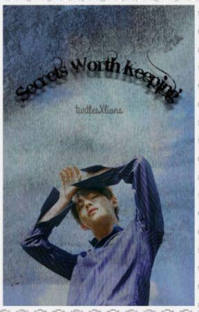Secrets Worth Keeping {A Kim Taehyung FF} by turtlesXlions