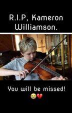 Kameron Williamson by iiDyingRxses