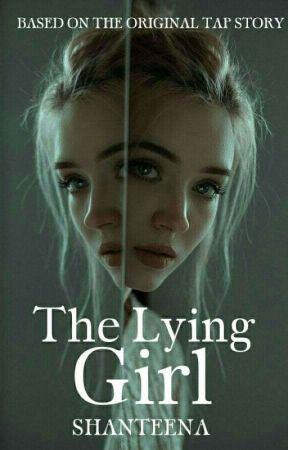 The Lying Girl by Shanteena
