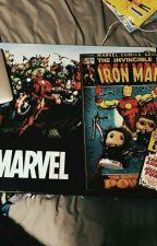 Marvel İle Düşle by Pinkypsychos