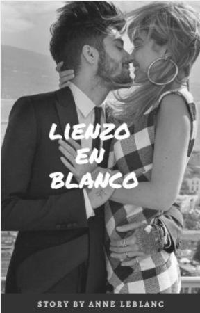 Lienzo En Blanco. by Letra_Catartica