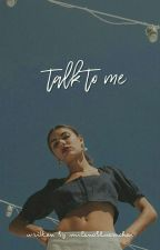 talk to me by milenabluemchen