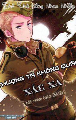 Thượng Tá Không Quân Xấu Xa - Thỏ Thỏ Hồng Nhan Nhiễu
