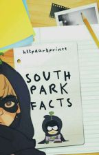South Park Facts by that60sguy