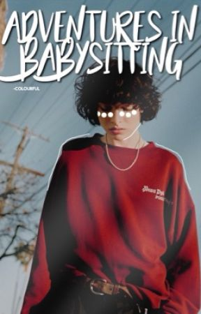 ADVENTURES IN BABYSITTING  (  finn wolfhard  ) by -colourful