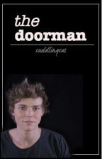 the doorman » a.i au by cuddlingcal