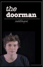 the doorman » a.i au by cuddlingcal