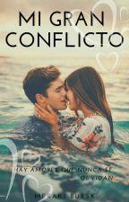 Mi Gran Conflicto  by Amy_Vega