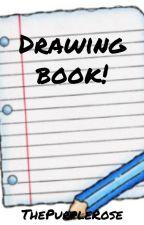 Drawing book! by ThePurpleRose8654