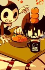 Twisted Love for the Demon (Bendy x Reader) by SnowyDemon03