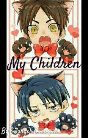 My Children by SolangeloDemigod