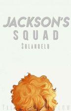 Jackson's squad ❧ Solangelo [En Edición] by -Yxllow