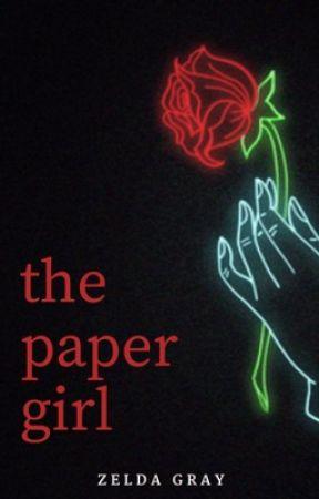the paper girl ⌲ stranger things    { on hold } by the-wallflower-girl