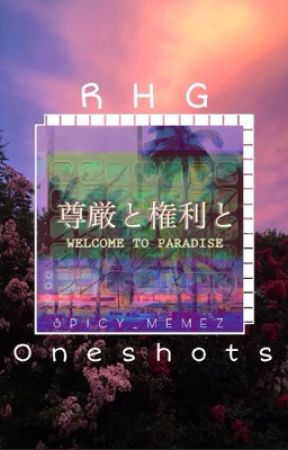 RHG Oneshots by TheRainbowGamer