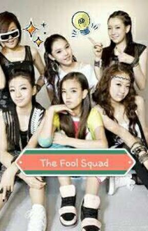 The Fool Squad by IkaAprillaAlfina