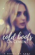 Cold Boots on Cement by _rumandcocacola