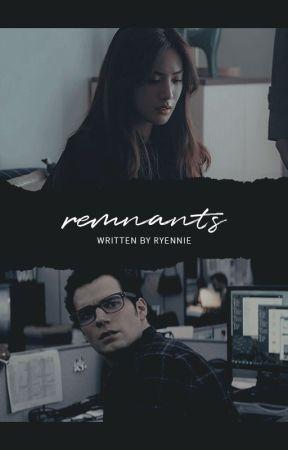 Remnants ― Clark Kent by ryennie