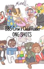 BBS Crew x Child!Reader (Oneshots) by H2O_CherryWolf