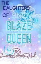 Blaze Queen           (Frozen/Ever After High) by etrnity__