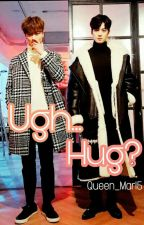 Ugh... Hug? ; Binwoo || ASTRO by fairysanha