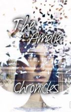 | The Amelie Chronicles | (MCU) by Jamie_writes_