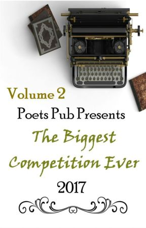 [CLOSED] The Biggest Competition Ever 2017 - Volume 2 (Weeks 6-10) by PoetsPub