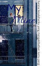My Mine  by AlBluee