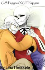 US Papyrus X UF Papyrus by LinaTheWriter
