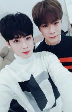 We're the Two who Found the Destiny ; binwoo / binu by pandasher