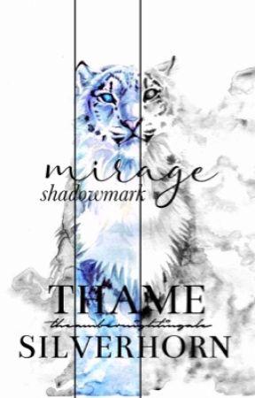 Mirage by theambernightingale