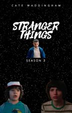STRANGER THINGS - SEASON 3 by TheCW_