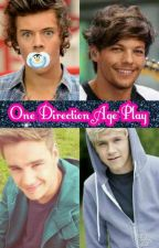 One Direction Age Play (Harry Centric)  by LouisxHarry028