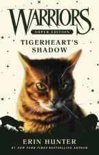 Коты-Воители   Тень Когтегрива   Tigerheart's Shadow   by _sakura34