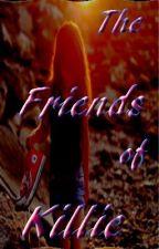 The Friends of Killie by jrdraggirl97