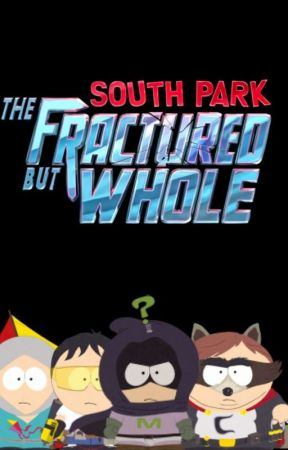 A Super Butthole [South Park x Reader] - Coon and Friends
