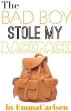 The badboy stole my backpack. by EmmaCarlsen