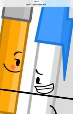 bfdi pen x pencil fan fiction - SketchandTrace - Wattpad