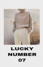 Lucky Number 07 ↳  Charlie Weasley  by __thealpha__
