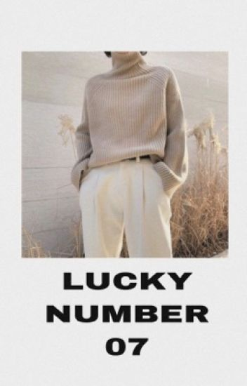 Lucky Number 07 ↳  Charlie Weasley