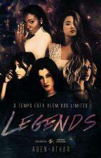 Legends (Camren) by laurmilarmy