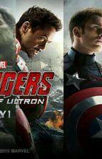 Avengers:Nová Síla by klara13claire